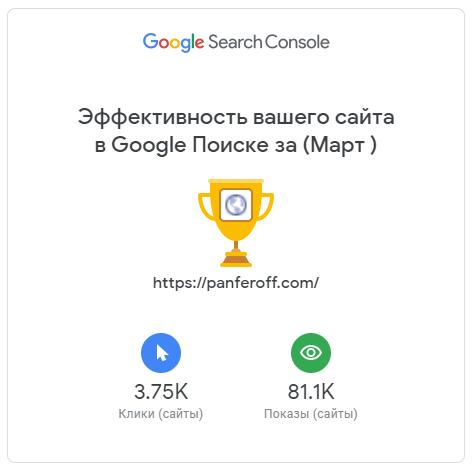 Google panferoff.com
